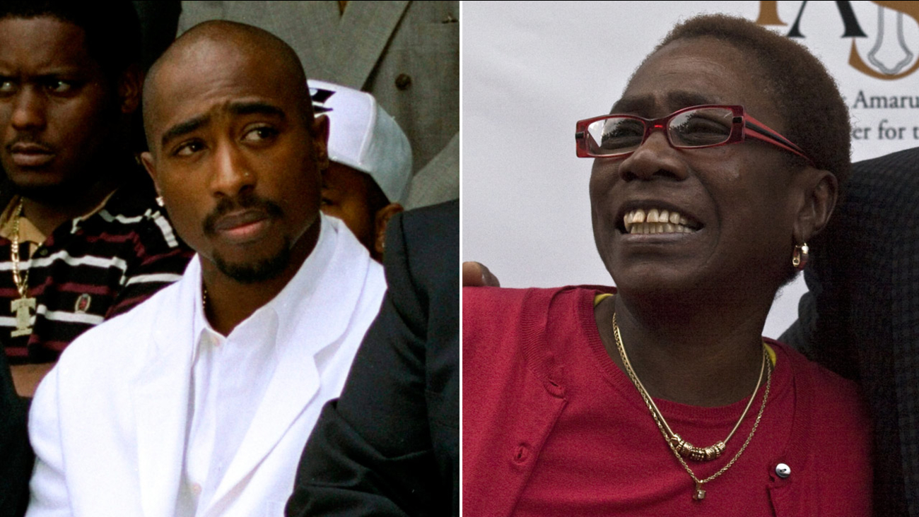 Tupac Shakur's mother dies in Marin County at 69   abc30 com