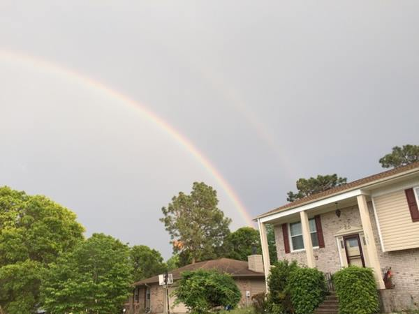 "<div class=""meta image-caption""><div class=""origin-logo origin-image wtvd""><span>WTVD</span></div><span class=""caption-text"">A rainbow in Fayetteville. (ABC11 Eyewitness)</span></div>"