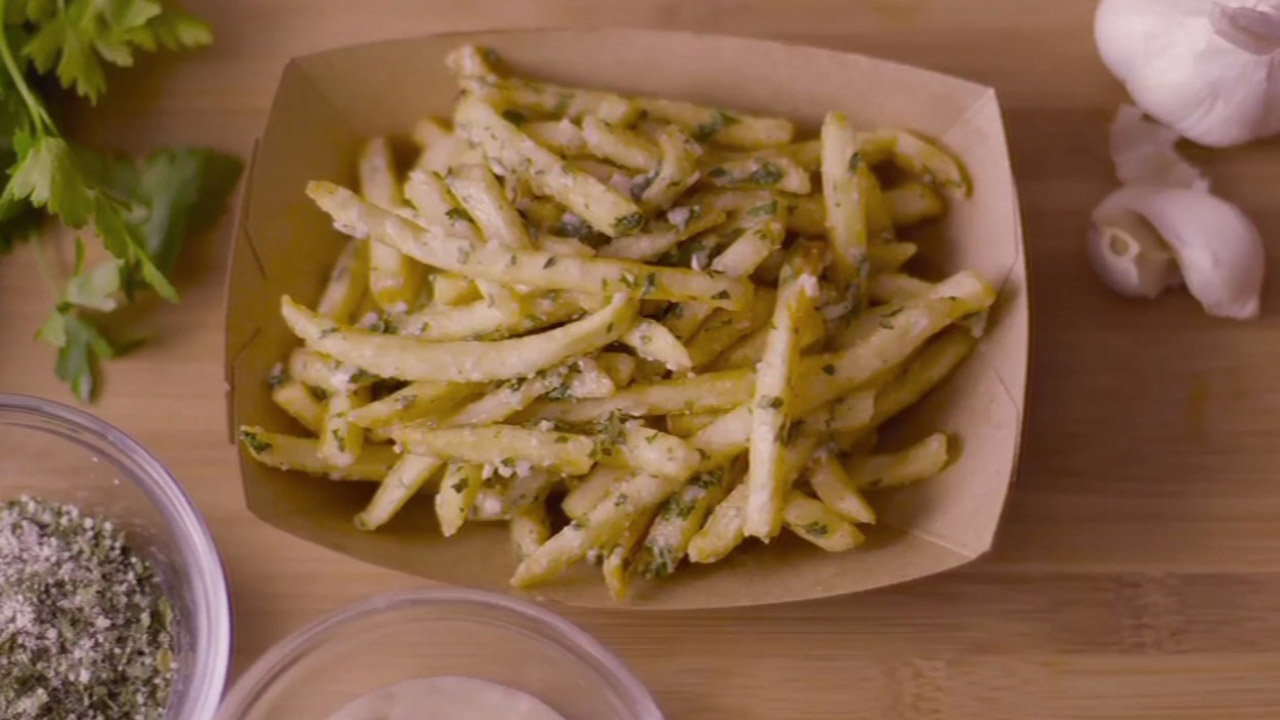 McDonald's 'Gilroy Garlic Fries'