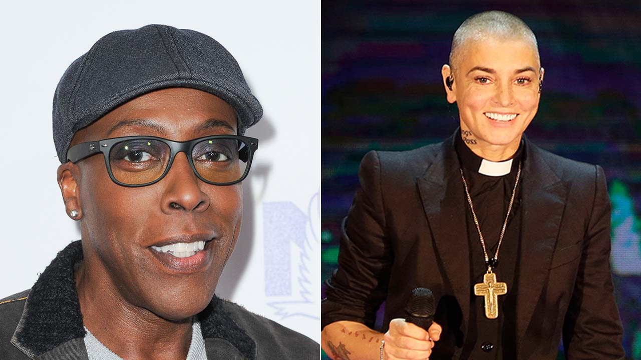 Comedian Arsenio Hall is suing singer Sinead O'Connor over her allegations that he supplied drugs to Prince.