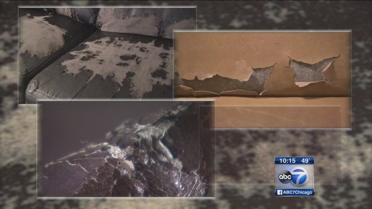 Flaking Furniture I Team Gets Results For Customers Abc7chicago Com