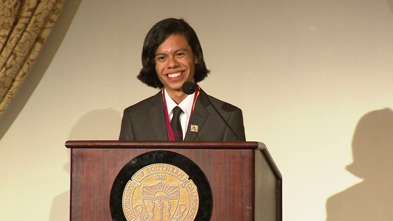 USC\'s Neighborhood Academic Initiative bids farewell to 56 grads at ...