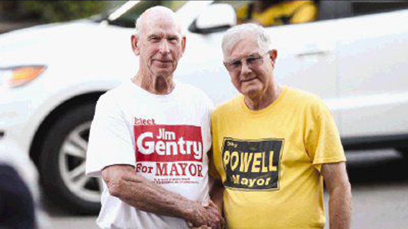 Conroe runoff candidates