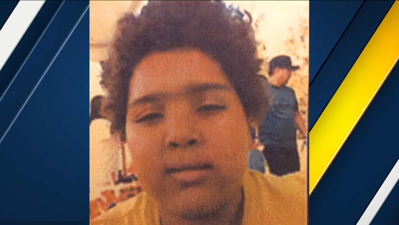 Christian Molina was last seen in the 1500 block of Lincoln Avenue in Pasadena on Monday, May 9, 2016.