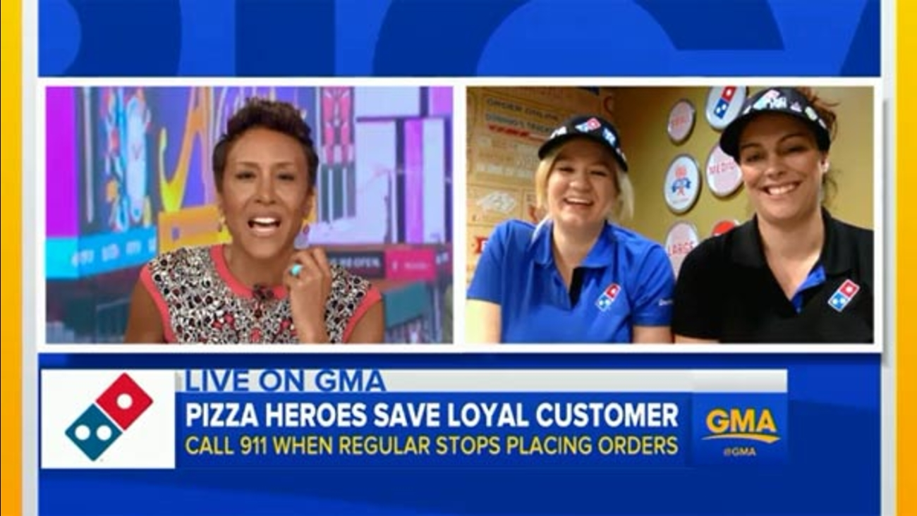 Domino's Workers Surprised With Trip to Las Vegas, 'Captain America' Tickets After Helping to Save Customer's Life
