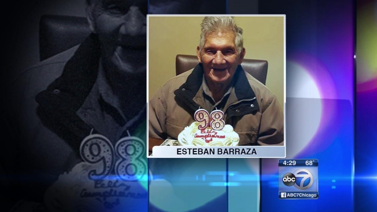 Man, 98, critically injured in Summit hit-and-run