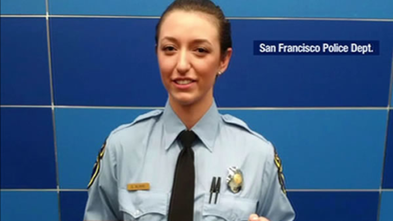 Grace Alongi, 19, has been commended for an exceptional off-duty act of heroism last month.