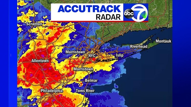 NYC Weather: Humid Labor Day | abc7ny com