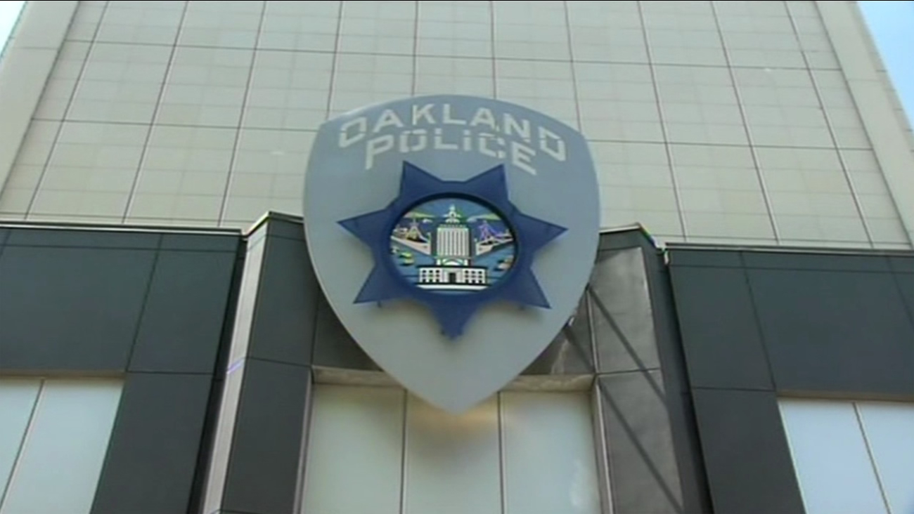 FILE: Oakland Police Department