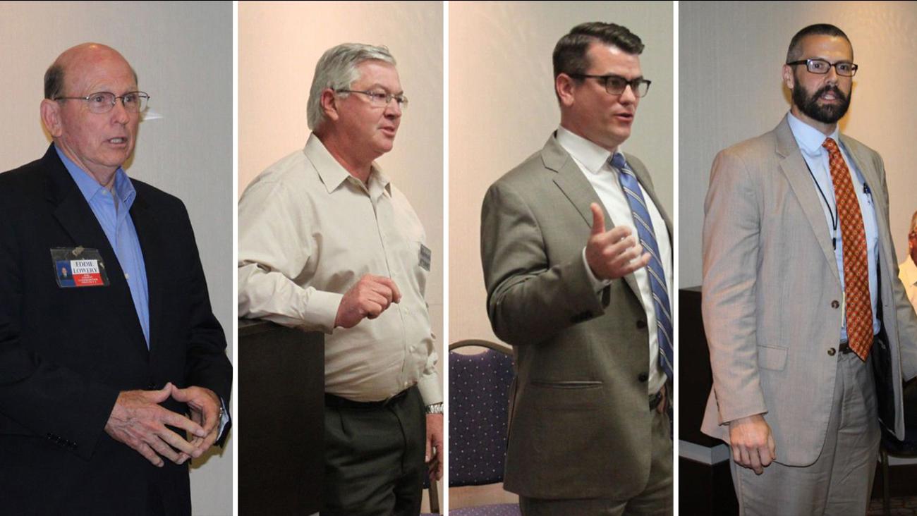 Liberty County candidates