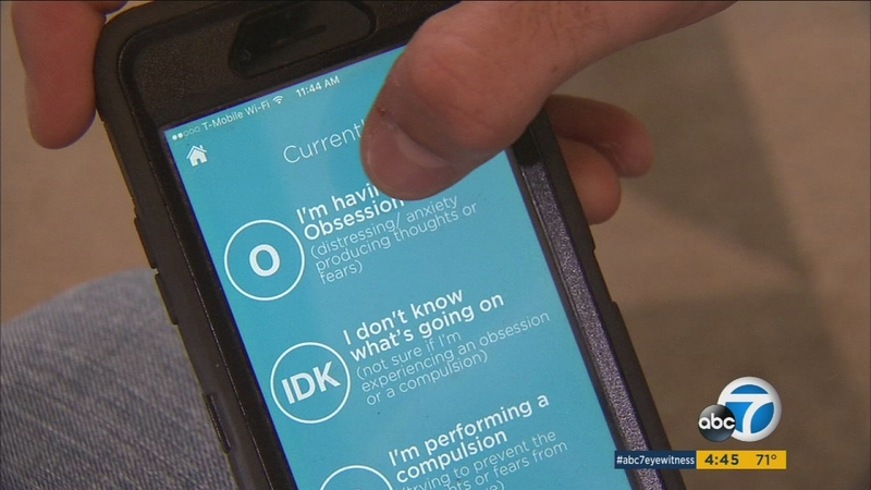 App, called nOCD, provides therapy on-the-go for people with