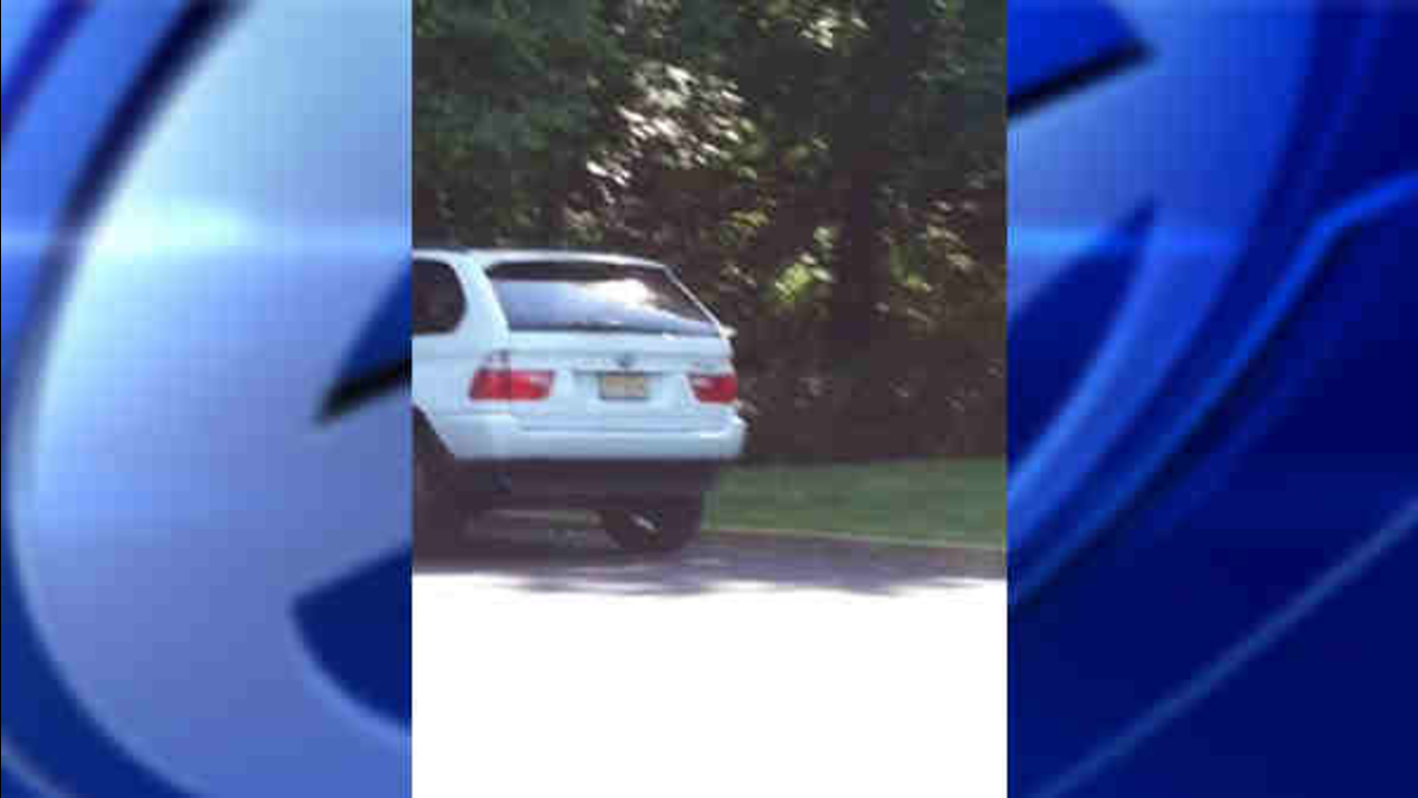 attempted luring in saddle river county park