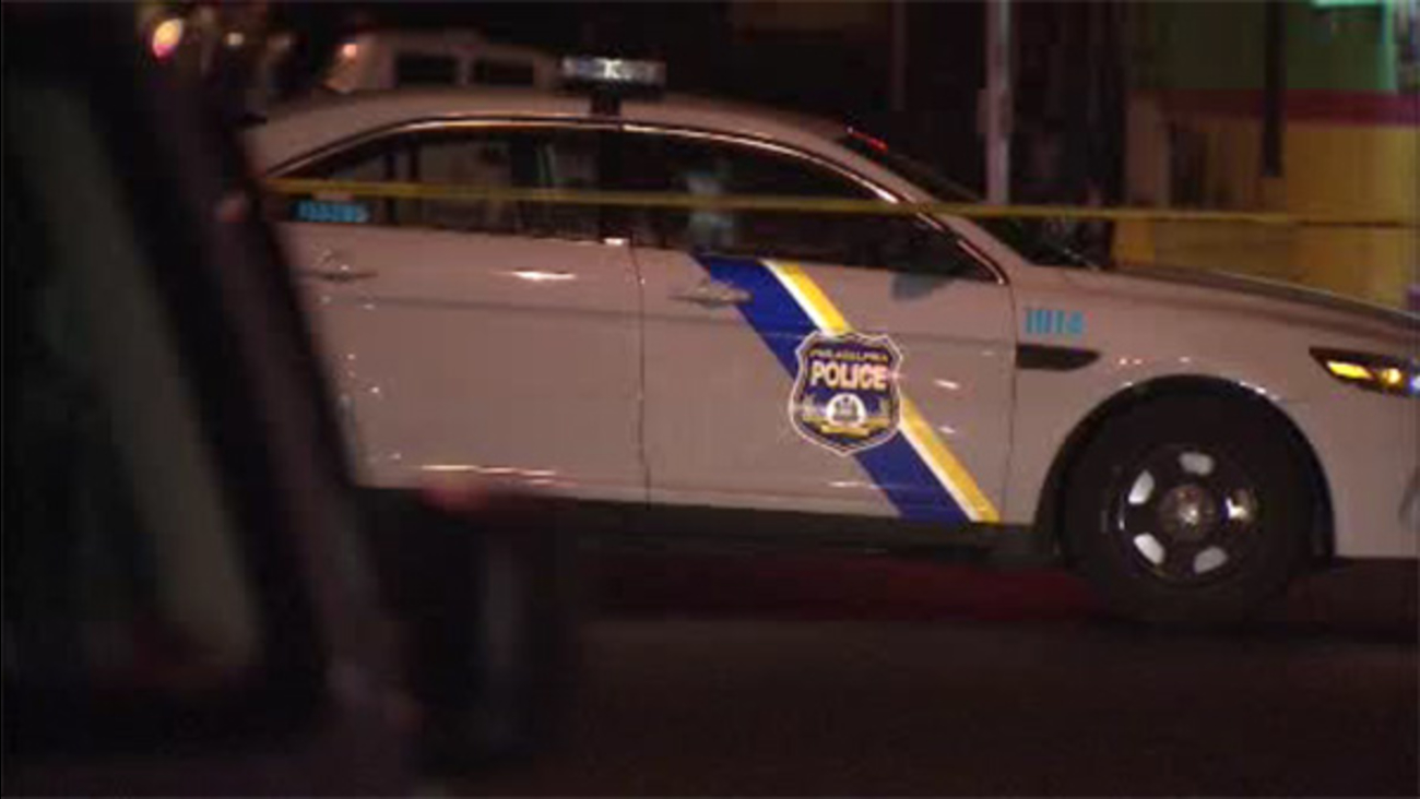 Man shot in the leg in Brewerytown