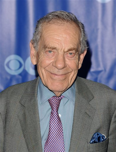 "<div class=""meta image-caption""><div class=""origin-logo origin-image ap""><span>AP</span></div><span class=""caption-text"">Morley Safer attends the 2011 CBS Upfront party on Wednesday, May 18, 2011 in New York. (AP Photo/Peter Krame)</span></div>"