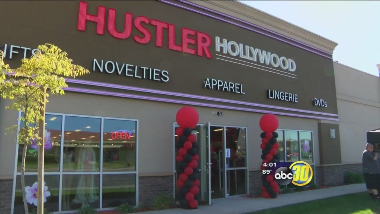 Adult-themed store takeover of Silver Dollar draws mixed reaction