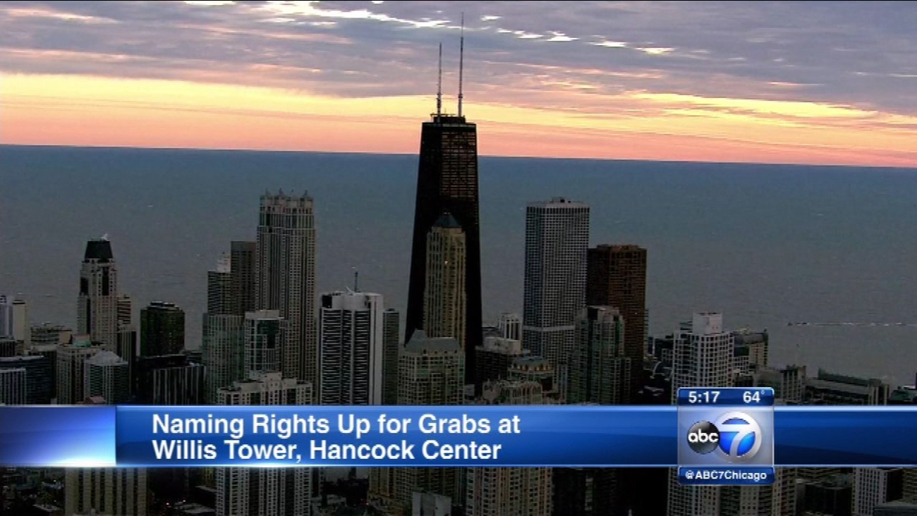 hancock willis towers could be renamed
