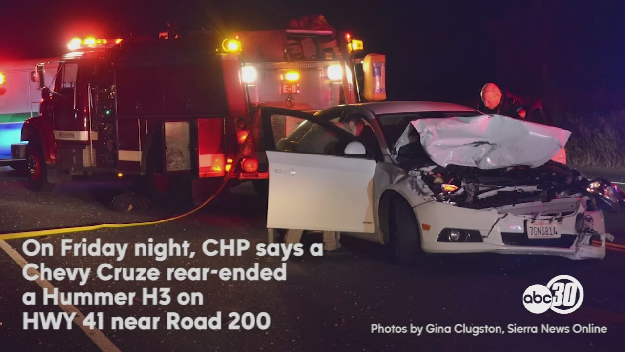 Drunk, pregnant woman from Clovis causes deadly HWY 41 crash