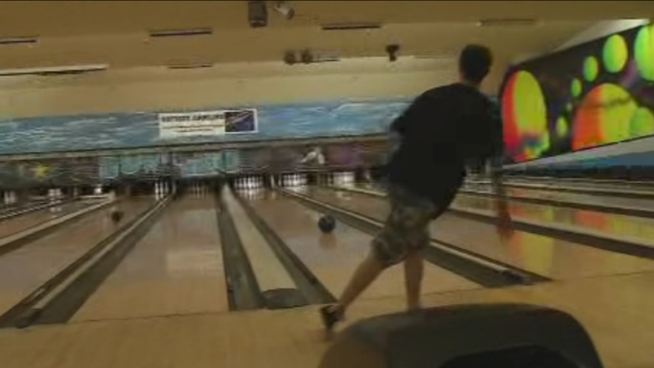 Cambrian Bowl, in the Cambrian Park Plaza, is a 55-year-old bowling alley that is closing because of a sharp rent increase.
