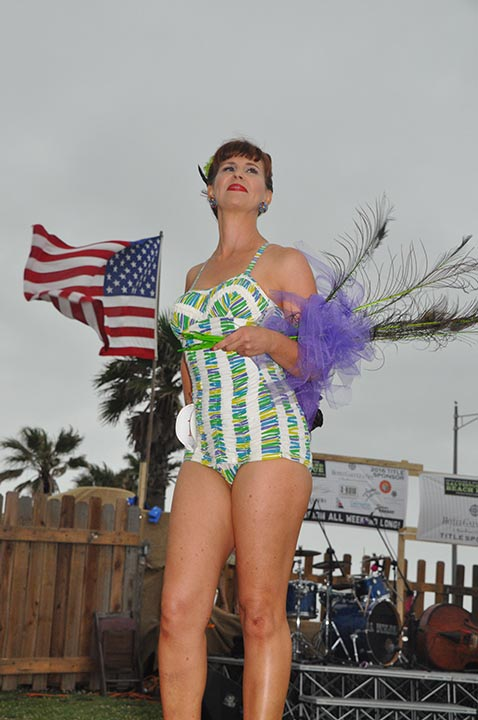 <div class='meta'><div class='origin-logo' data-origin='none'></div><span class='caption-text' data-credit=''>Vintage swimwear styles were all the rage at the Galveston Bathing Beauties Contest, the highlight of the Galveston Island Beach Revue, held Saturday, May 21, 2106.</span></div>