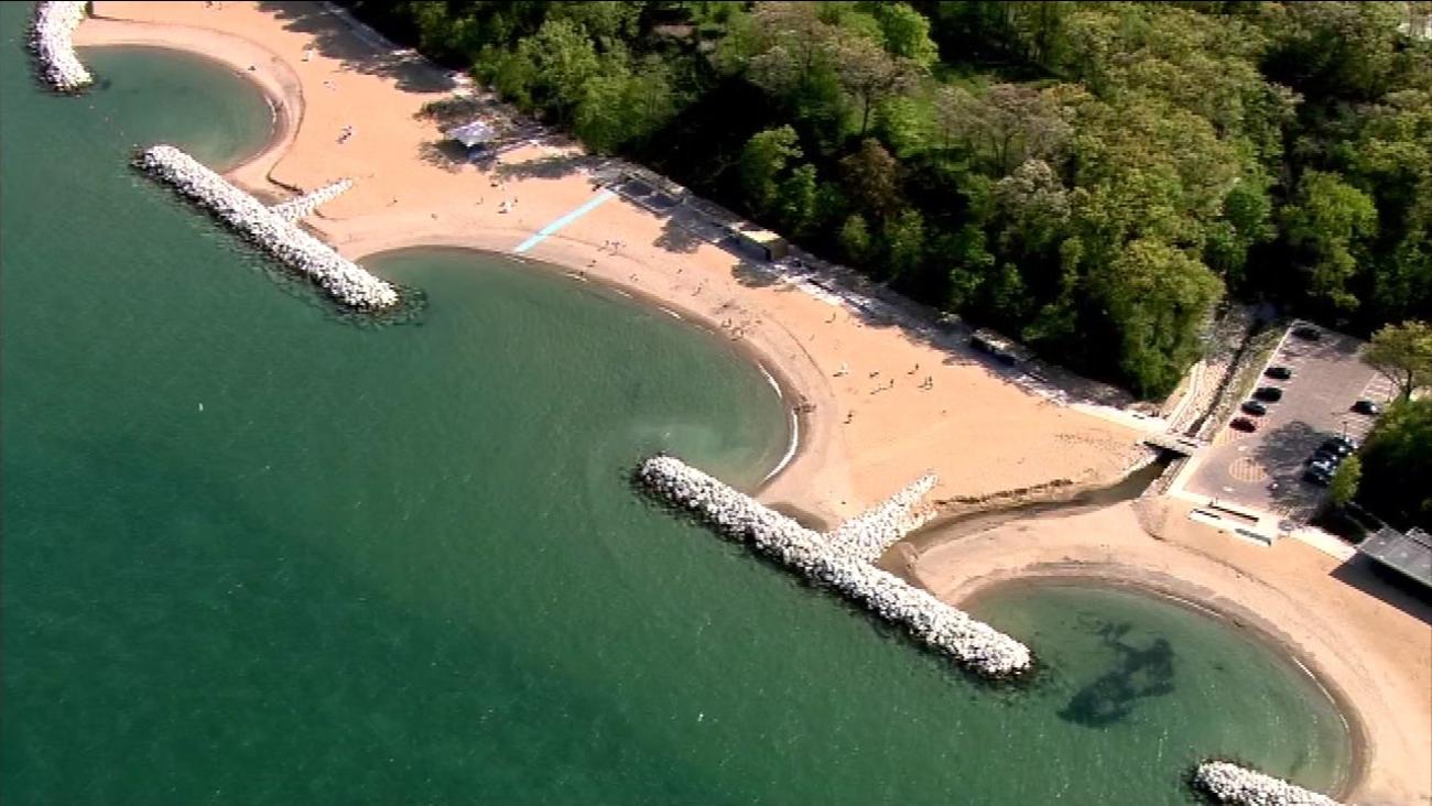 Highland Park's Rosewood Beach among top restored beaches