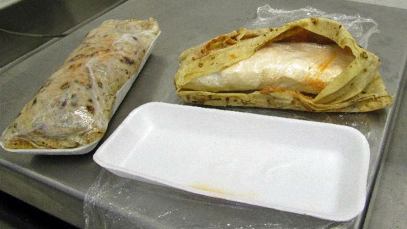 meth burrito