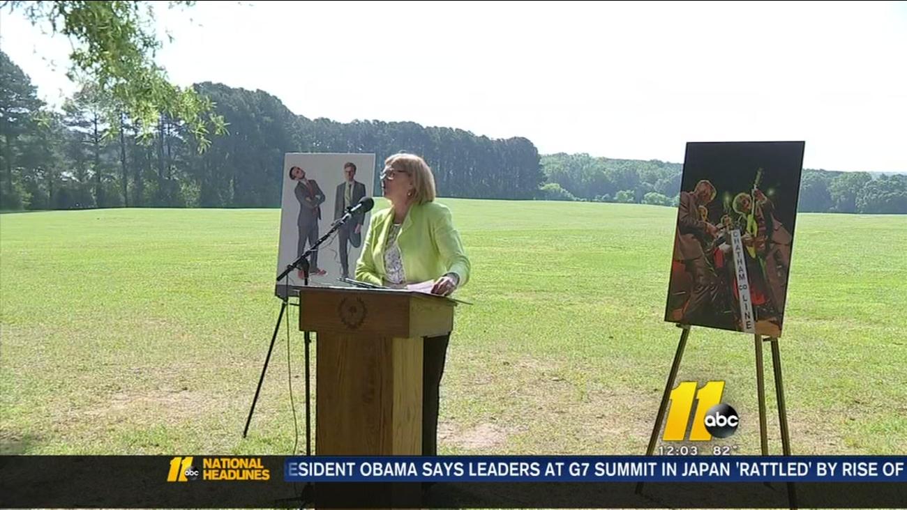 City announces plan for Dix Park