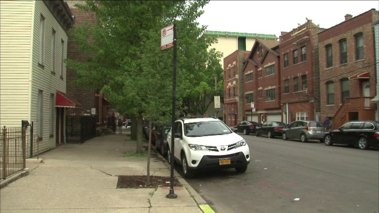 A 12-year-old girl was robbed while walking in the 200 block of 23rd street.