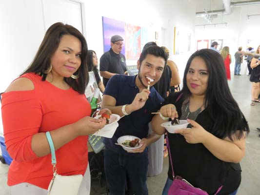 "<div class=""meta image-caption""><div class=""origin-logo origin-image none""><span>none</span></div><span class=""caption-text"">Guests enjoying Chocolate & Art Show in Houston</span></div>"