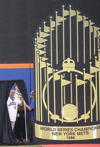 "<div class=""meta image-caption""><div class=""origin-logo origin-image ap""><span>AP</span></div><span class=""caption-text"">Former New York Mets Manager Davey Johnson looks out from behind a curtain. (AP)</span></div>"