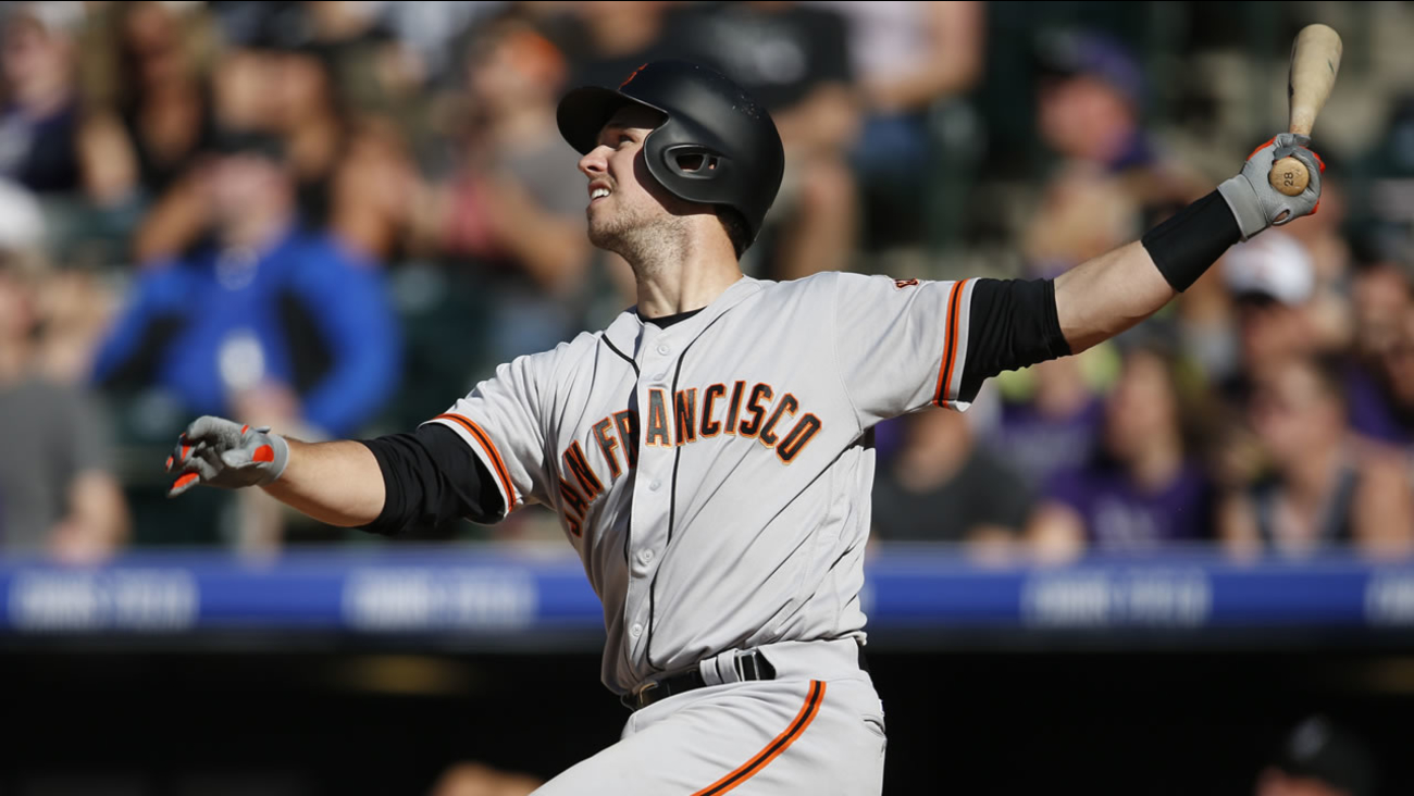 aaef87a5879db Buster Posey to donate 1