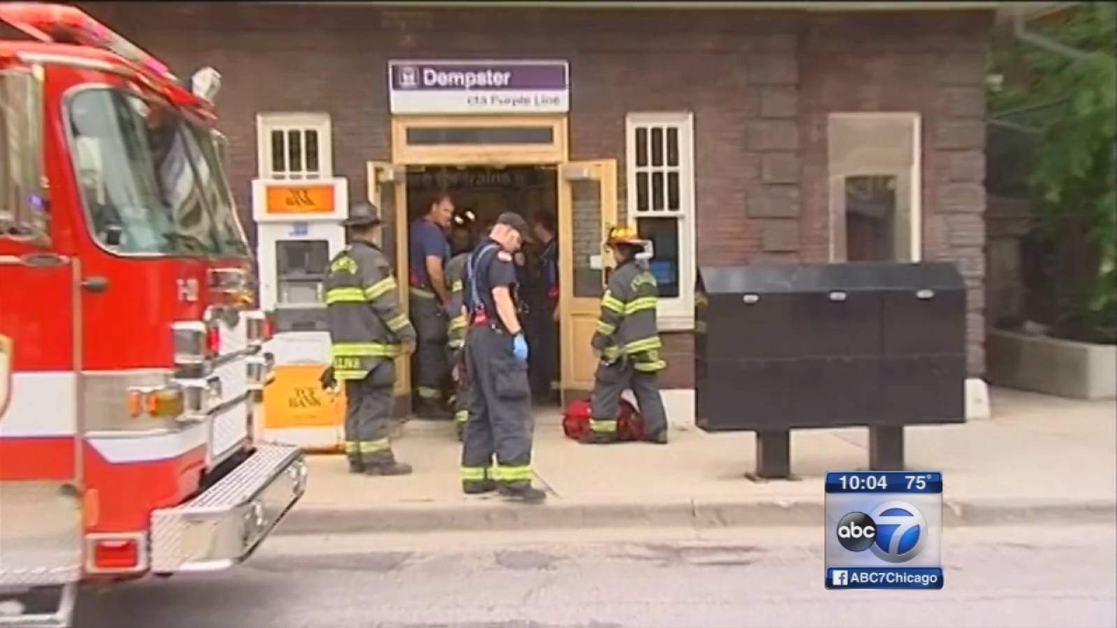 Boy 8 Hit By Cta Train In Evanston