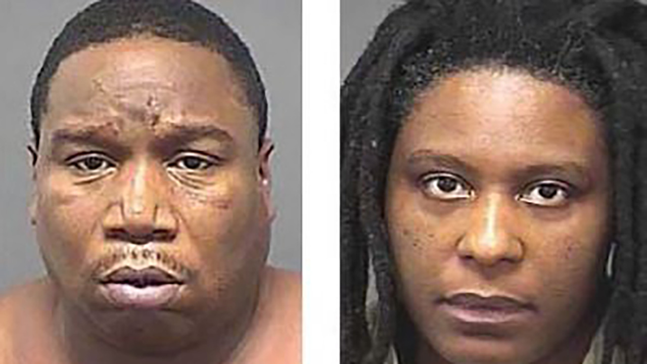 Ronnie Ford (left) and Danielle Gilmer (right)