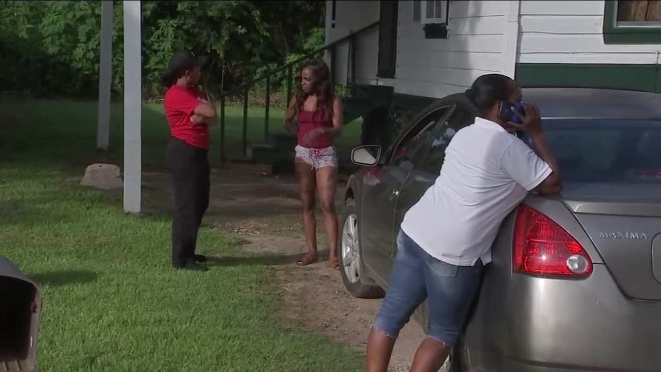 Wharton families evacuated