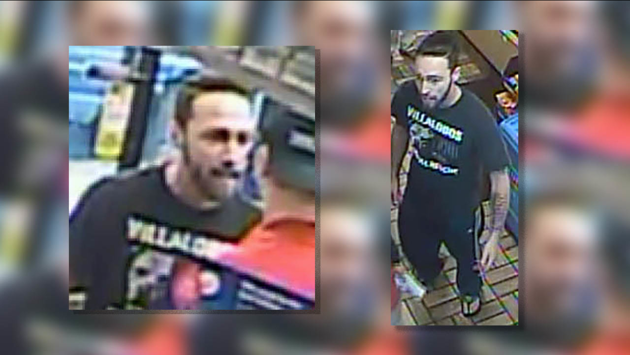 Police are looking for help identifying this man.