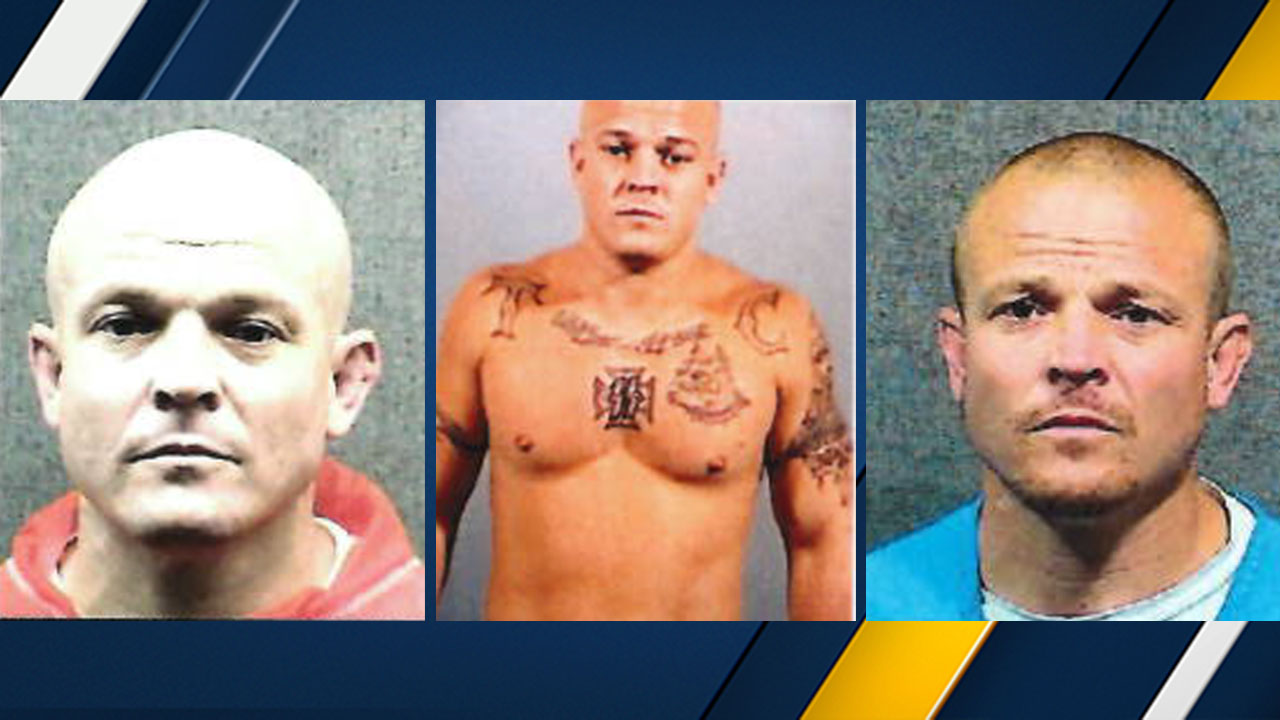 Inmate Chad Ellebracht, 40, walked away from a prison camp in San Bernardino County Tuesday May 31, 2016, state officials said.