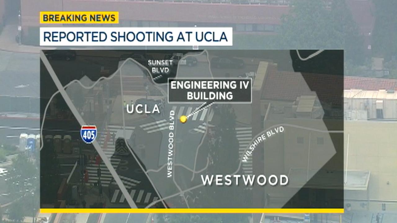 UCLA murder-suicide victim a father of 2, Little League coach