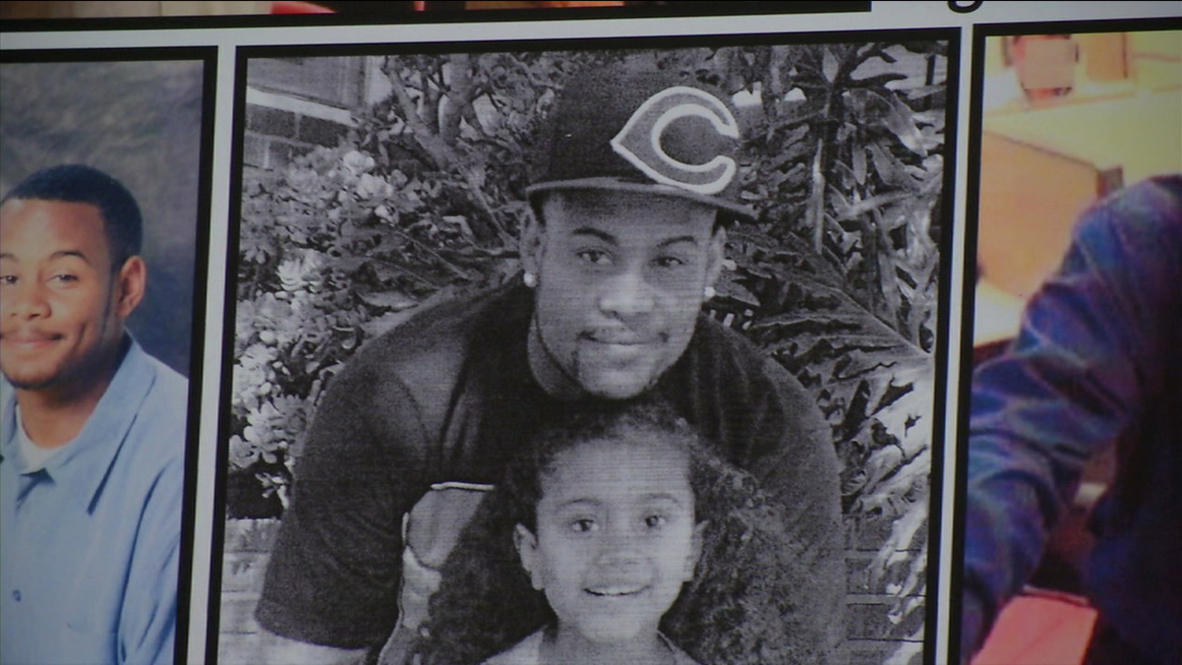 A $20,000 reward was offered for information in the Altadena shooting death of Christopher Walker in October of 2014.