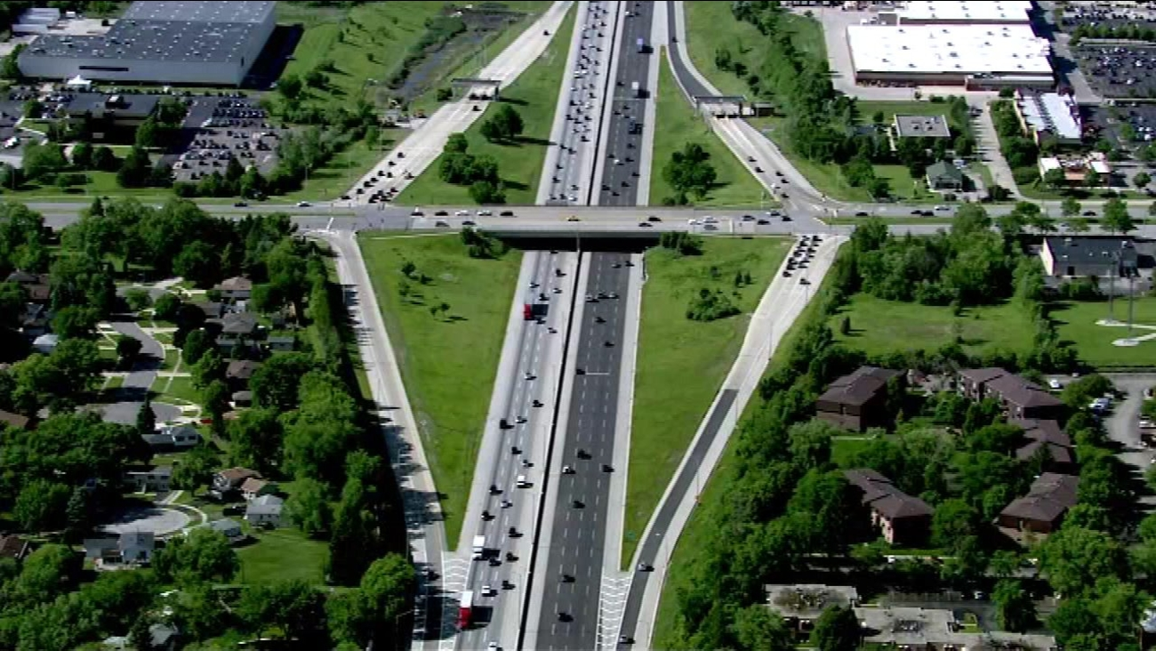 I-355 project