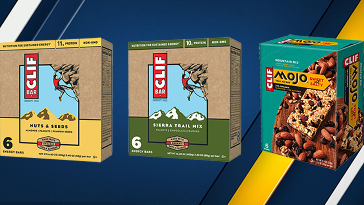 Three varieties of Clif Bar are being recalled due to possible listeria contamination.