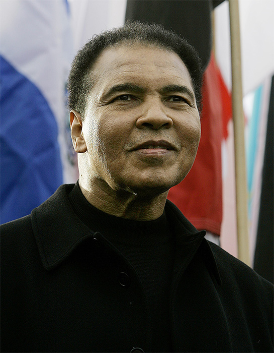 "<div class=""meta image-caption""><div class=""origin-logo origin-image ap""><span>AP</span></div><span class=""caption-text"">Muhammad Ali, former professional boxer and often considered one of the greatest athletes in history, passed away on  Friday, June 3, 2016. He was 74. (Ed Reinke/AP)</span></div>"