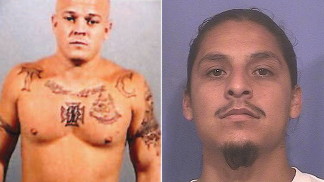 Inmates Chad Ellebracht, left, and Janathen Sufle, right, walked away from state programs in separate incidents and are both back in custody.
