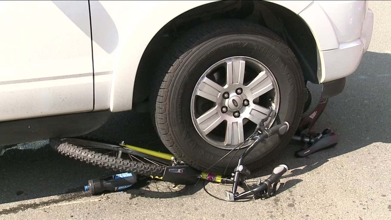 Durham County deputy hits cyclist