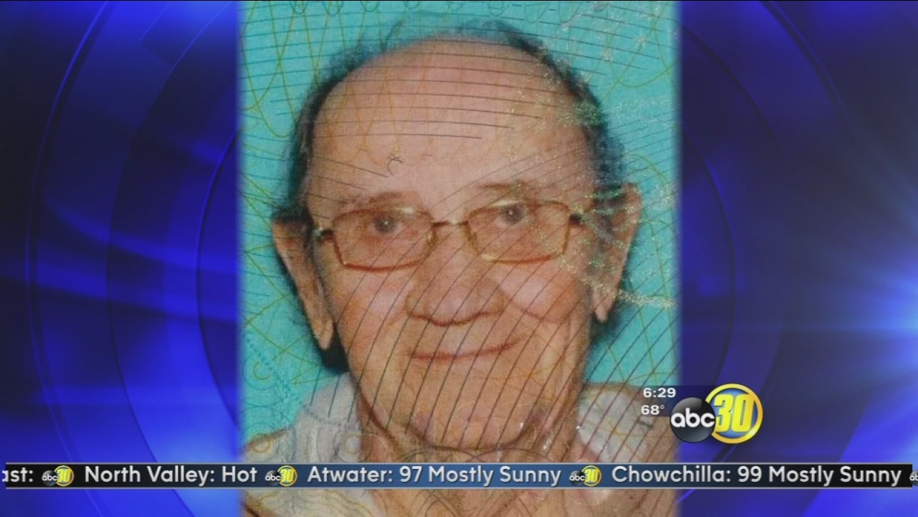 Authorities search for missing 77-year-old man