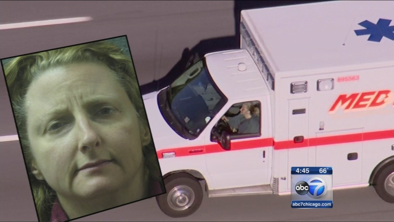 Ambulance Chase Arrest