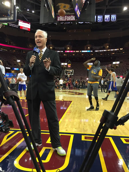 "<div class=""meta image-caption""><div class=""origin-logo origin-image none""><span>none</span></div><span class=""caption-text"">This image shows ABC7's Mike Shumann in Cleveland for Game 3 of the NBA Finals on June 8, 2016. (KGO-TV)</span></div>"