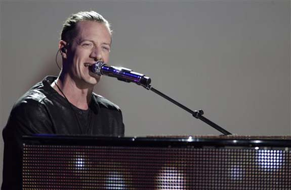 "<div class=""meta image-caption""><div class=""origin-logo origin-image none""><span>none</span></div><span class=""caption-text"">Tyler Hubbard, of Florida Georgia Line, performs ""H.O.L.Y.""at the CMT Music Awards at the Bridgestone Arena on Wednesday, June 8, 2016, in Nashville, Tenn. (Wade Payne/Invision/AP)</span></div>"