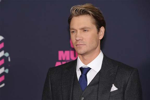 "<div class=""meta image-caption""><div class=""origin-logo origin-image none""><span>none</span></div><span class=""caption-text"">Chad Michael Murray arrives at the CMT Music Awards at the Bridgestone Arena on Wednesday, June 8, 2016, in Nashville, Tenn. (Sanford Myers/Invision/AP)</span></div>"