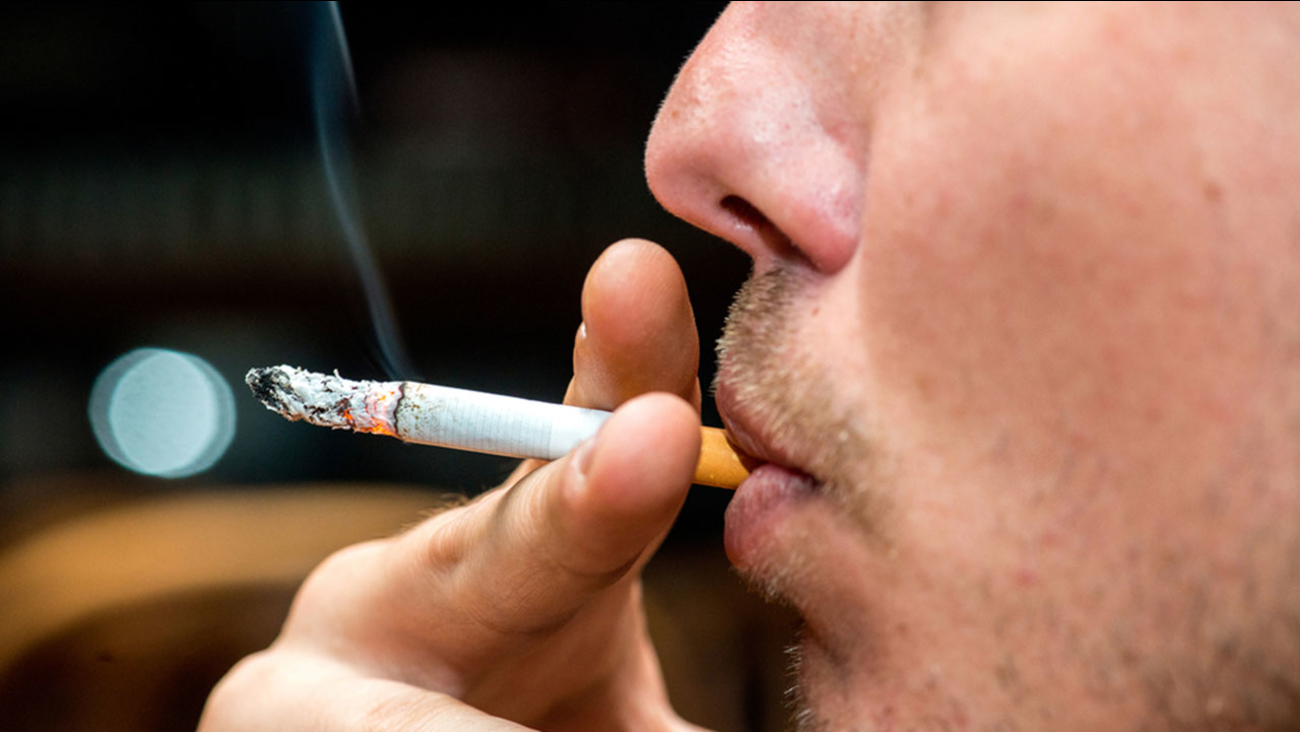 The age of smoking cigarettes in California is going up to 21 on Thursday, June 9, 2016.