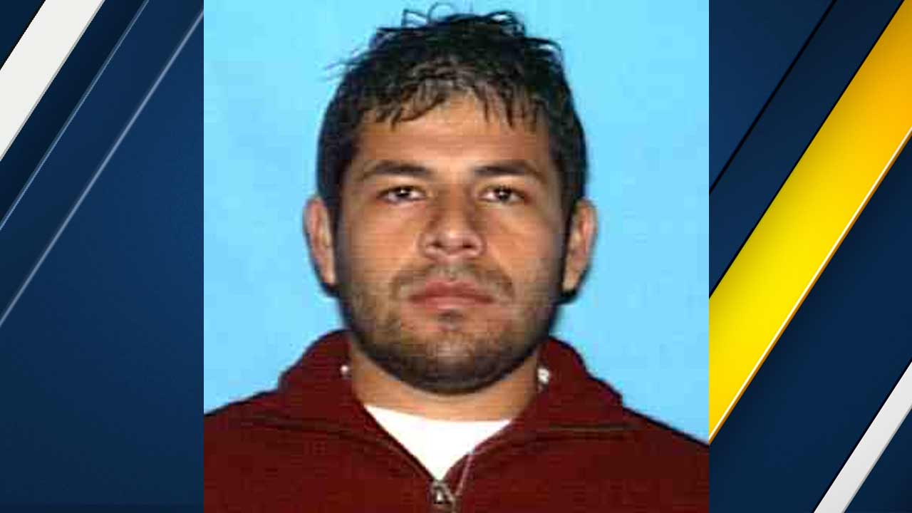 Pil Mendez, 34, is seen in an undated file photo provided by the Los Angeles Police Department.