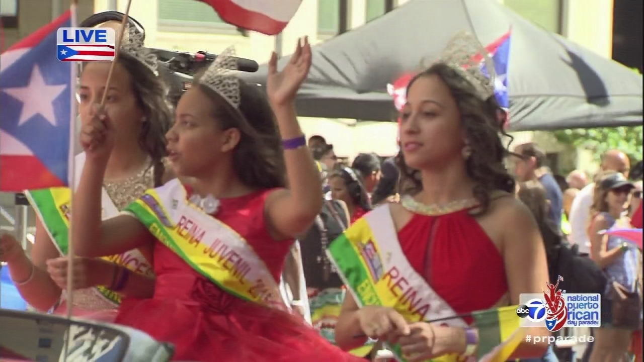 Watch The 59th Annual National Puerto Rican Day Parade On Abc7ny Abc7ny Com